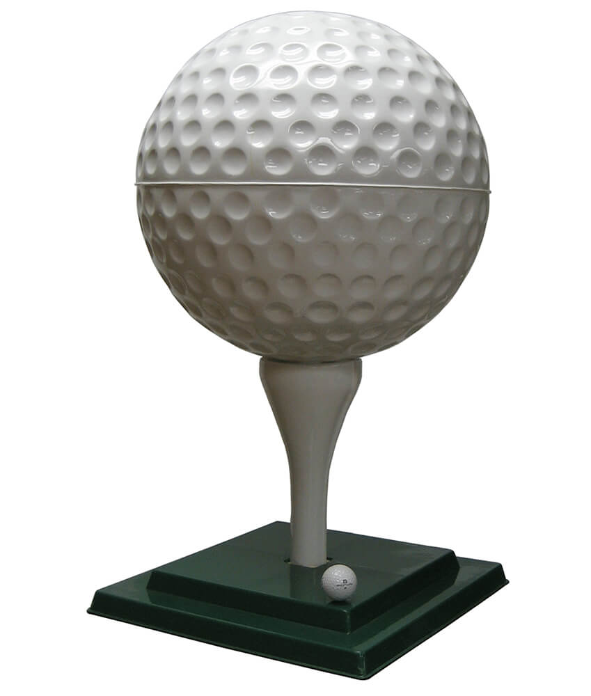 LargeVac4 – Golf-Ball