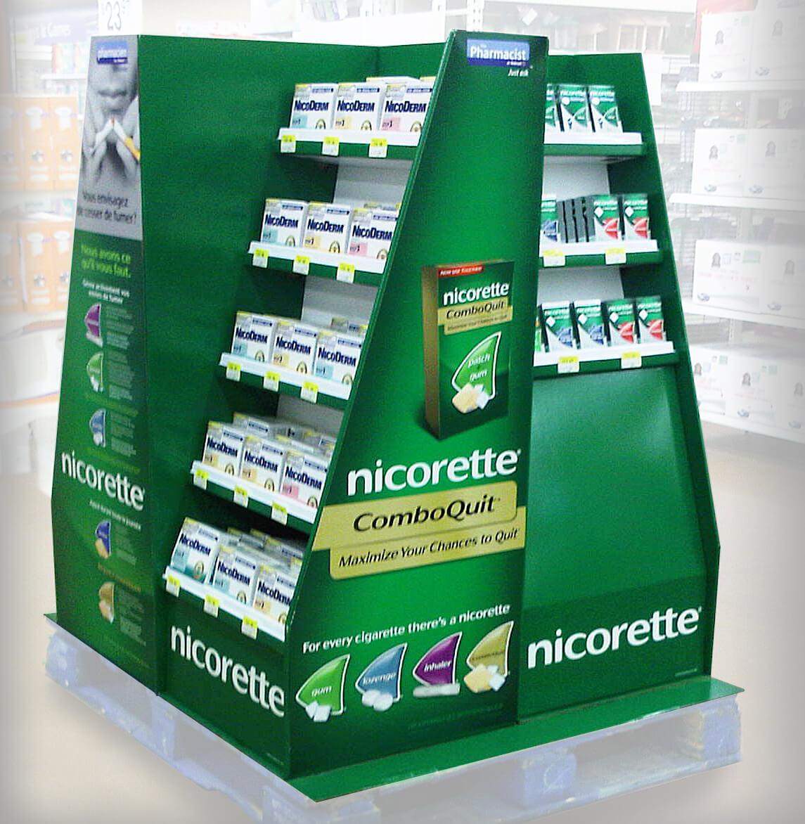 Pallet8 – Nicorette-Pallet